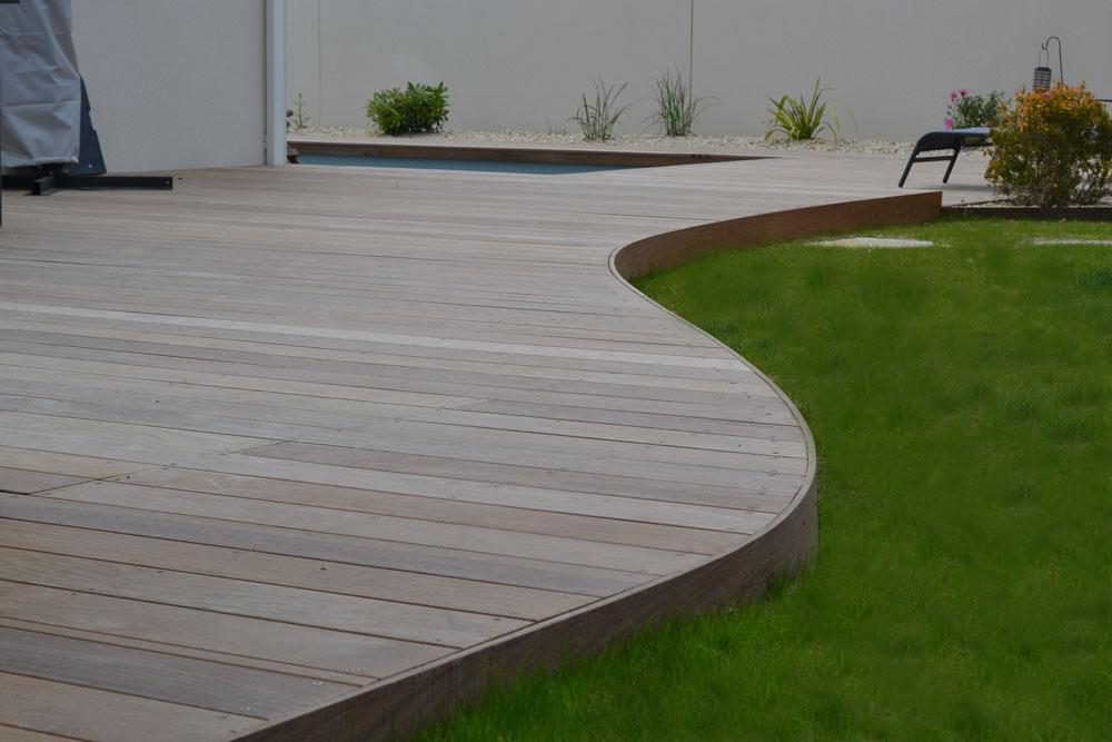 Pose terrasses bois et autres